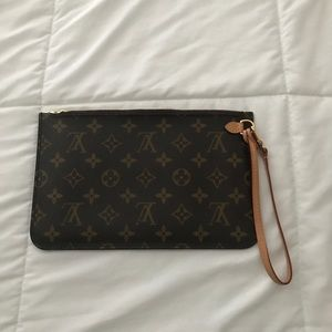Louis Vuitton Wristlet (envelope wallet)